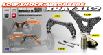 XB2 Low Shock Absorbers