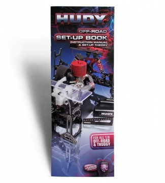 HUDY OFF-ROAD SET-UP BOOK