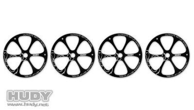 ALU SET-UP WHEEL FOR 1/8 OFF-ROAD (4)