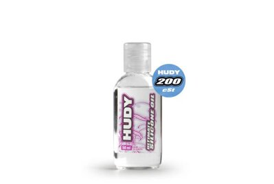 HUDY ULTIMATE SILICONE OIL 250 cSt - 50ML