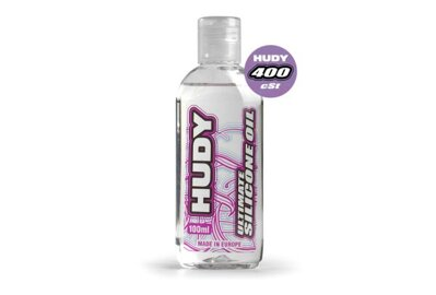 HUDY ULTIMATE SILICONE OIL 400 cSt - 100ML