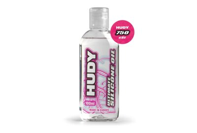 HUDY ULTIMATE SILICONE OIL 750 cSt - 100ML