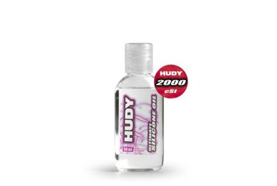 HUDY ULTIMATE SILICONE OIL 2000 cSt - 50ML