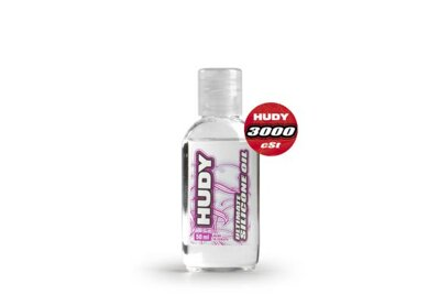 HUDY ULTIMATE SILICONE OIL 3000 cSt - 50ML