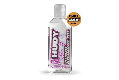 HUDY ULTIMATE SILICONE OIL 20 000 cSt - 100ML
