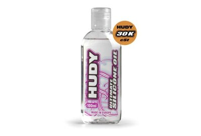 HUDY ULTIMATE SILICONE OIL 30 000 cSt - 100ML