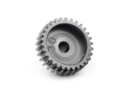PINION GEAR STEEL 30T / 48 - SHORT