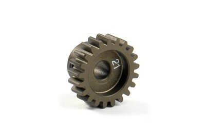 NARROW ALU PINION GEAR - HARD COATED 21T / 48