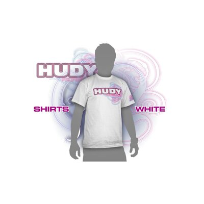 HUDY T-SHIRT - WHITE (XXL)