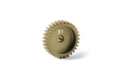 ALU PINION GEAR - HARD COATED 31T / 48