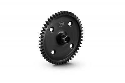 CENTER DIFF SPUR GEAR 49T - LARGE