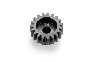 ALU PINION GEAR - HARD COATED 19T