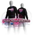 HUDY SWEATER - BLACK (M)